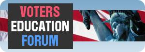 Voters Education Forum