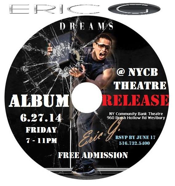 CD flyer