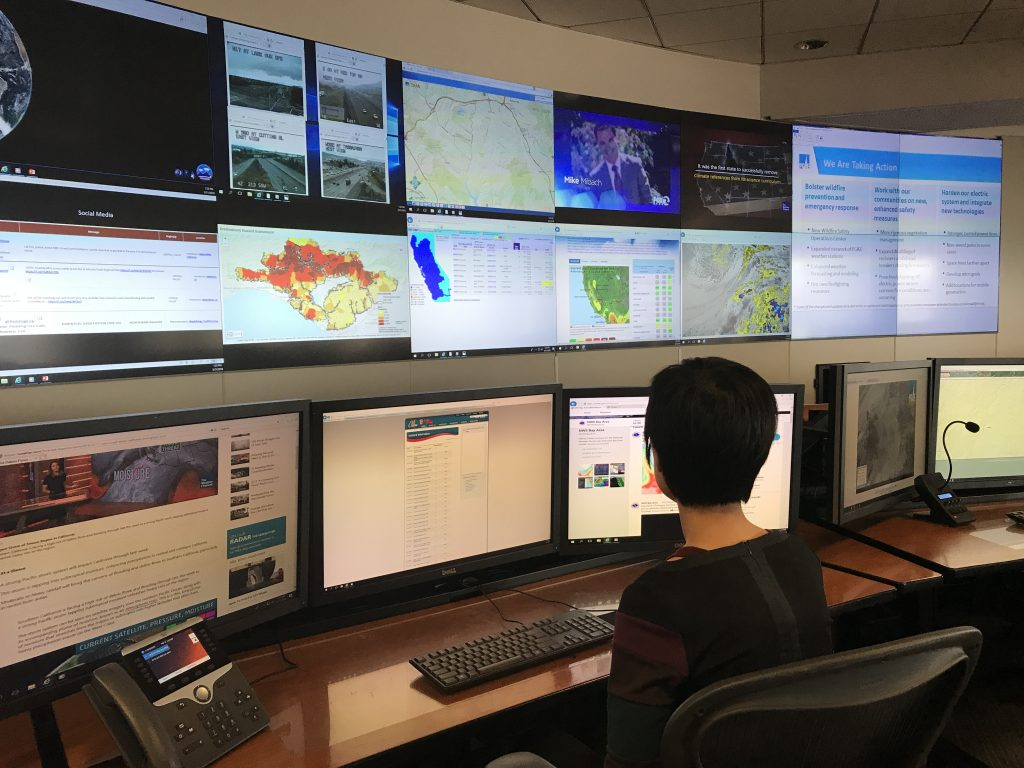 Wildfire Safety Operations Center