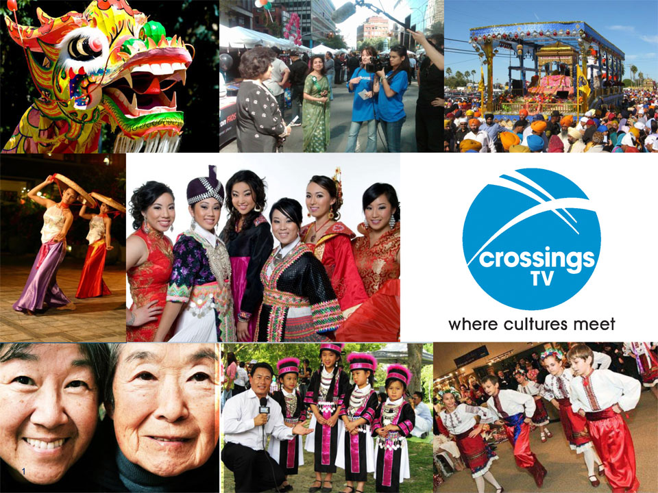About Crossings TV